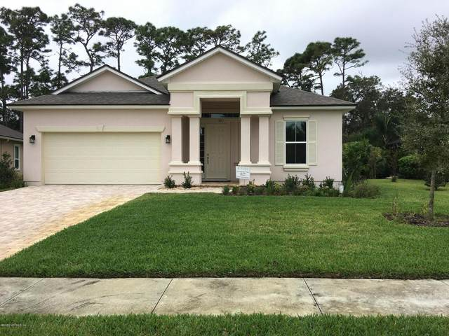 421 Venecia Way, St Augustine, FL 32086 (MLS #1048475) :: Military Realty