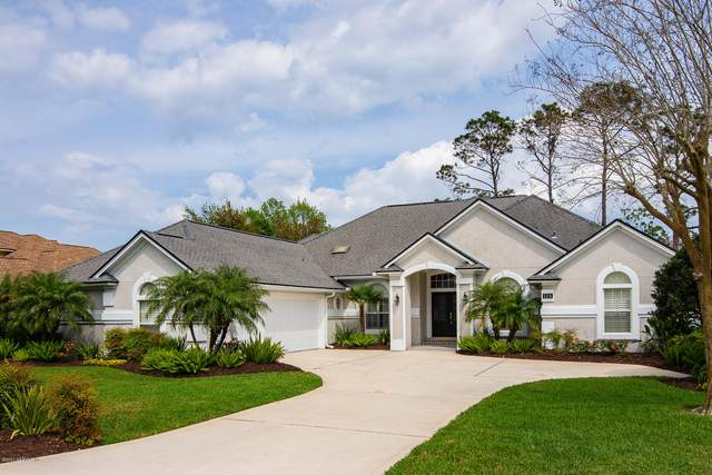128 Sea Island Dr, Ponte Vedra Beach, FL 32082 (MLS #1048992) :: Memory Hopkins Real Estate