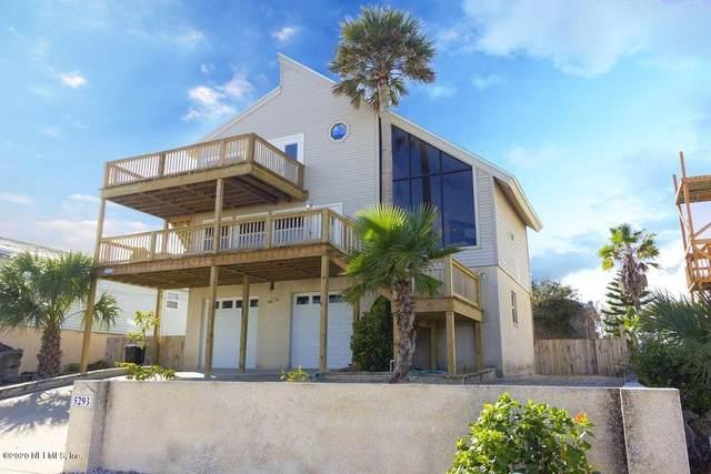5293 Atlantic View, St Augustine, FL 32080 (MLS #1049224) :: Noah Bailey Group