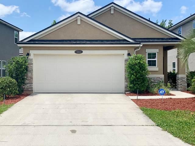 504 Deercroft Ln, Orange Park, FL 32065 (MLS #1049255) :: Bridge City Real Estate Co.