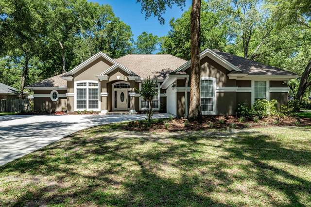 3682 Cherry Hills Ct, GREEN COVE SPRINGS, FL 32043 (MLS #1049294) :: Noah Bailey Group