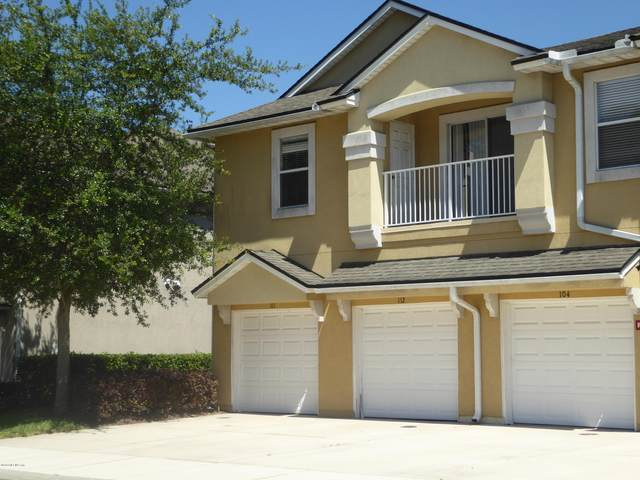 7032 Deer Lodge Cir #111, Jacksonville, FL 32256 (MLS #1049332) :: Memory Hopkins Real Estate