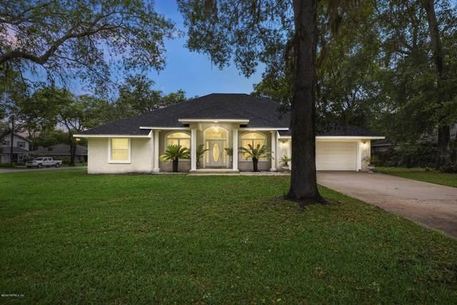 132 Cypress Rd, St Augustine, FL 32086 (MLS #1049486) :: The Hanley Home Team
