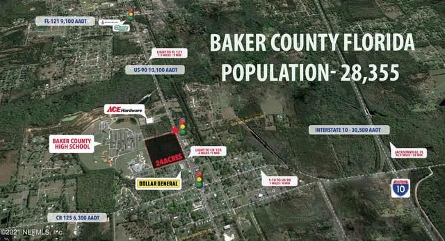 0 Us Highway 90, Glen St. Mary, FL 32040 (MLS #1049956) :: The Volen Group, Keller Williams Luxury International