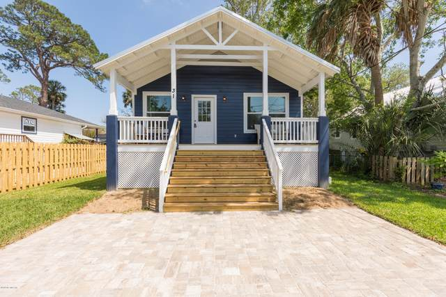31 Atlantic Ave, St Augustine, FL 32084 (MLS #1050059) :: Bridge City Real Estate Co.