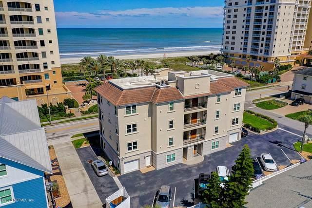 922 1ST St S #201, Jacksonville Beach, FL 32250 (MLS #1050080) :: Memory Hopkins Real Estate