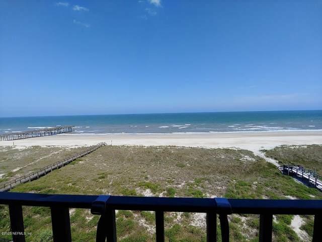 3350 S Fletcher Ave K6, Fernandina Beach, FL 32034 (MLS #1050414) :: Ponte Vedra Club Realty