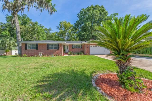 5305 Santa Rosa Way, Jacksonville, FL 32211 (MLS #1051019) :: Memory Hopkins Real Estate
