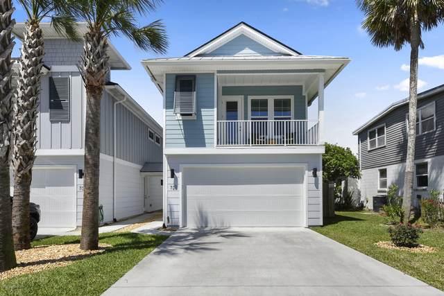 722 4TH St N, Jacksonville Beach, FL 32250 (MLS #1051025) :: The Hanley Home Team