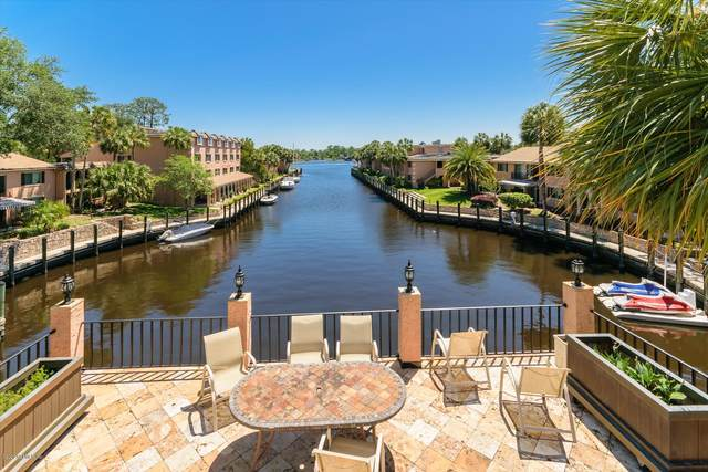 5375 Ortega Farms Blvd #515, Jacksonville, FL 32210 (MLS #1051531) :: Memory Hopkins Real Estate