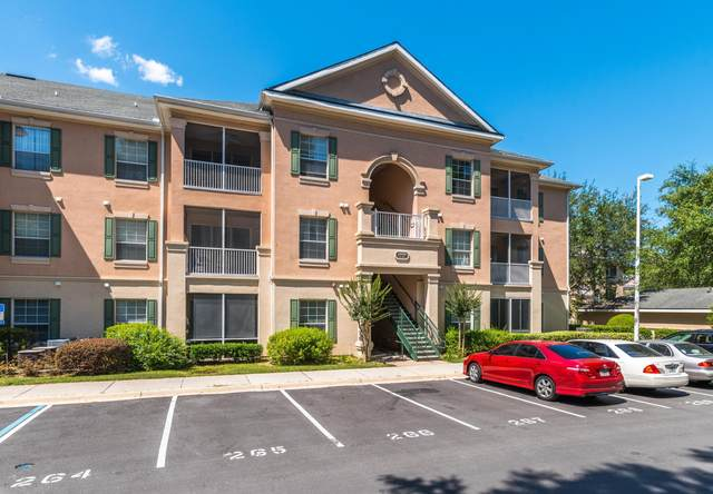 8601 Beach Blvd #1403, Jacksonville, FL 32216 (MLS #1051793) :: Berkshire Hathaway HomeServices Chaplin Williams Realty
