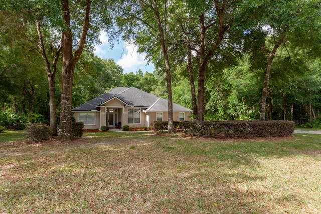 3714 Creek Hollow Ln, Middleburg, FL 32068 (MLS #1052427) :: The Hanley Home Team