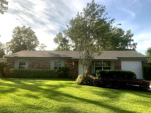 2627 S Pinewood Blvd, Middleburg, FL 32068 (MLS #1052982) :: The Every Corner Team