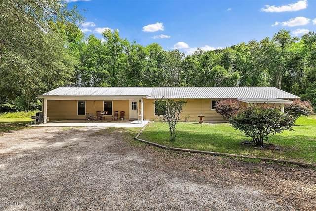 21578 Pleasant Grove Church Rd, Sanderson, FL 32087 (MLS #1053088) :: Berkshire Hathaway HomeServices Chaplin Williams Realty