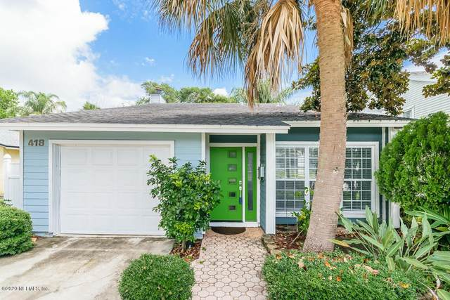 418 Seagate Ave, Neptune Beach, FL 32266 (MLS #1053215) :: The Hanley Home Team
