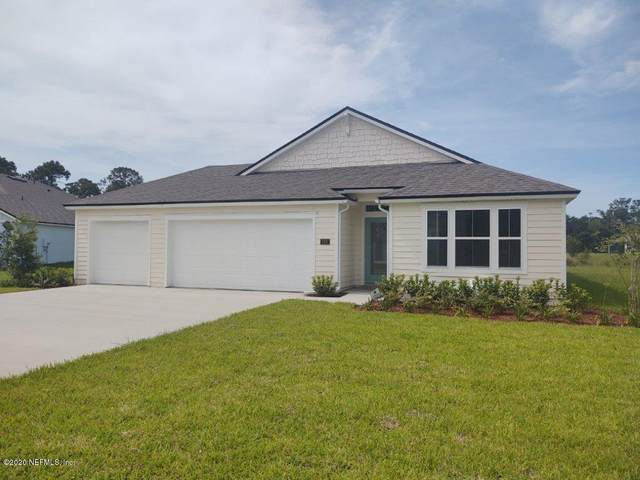 510 Chasewood Dr, St Augustine, FL 32095 (MLS #1053528) :: The Hanley Home Team