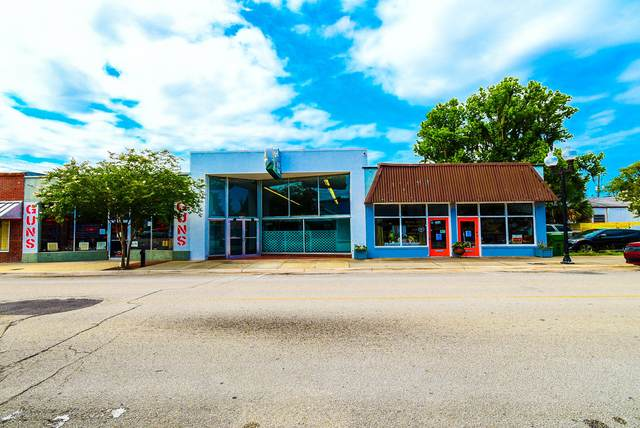 715 St Johns Ave, Palatka, FL 32177 (MLS #1053630) :: The Hanley Home Team