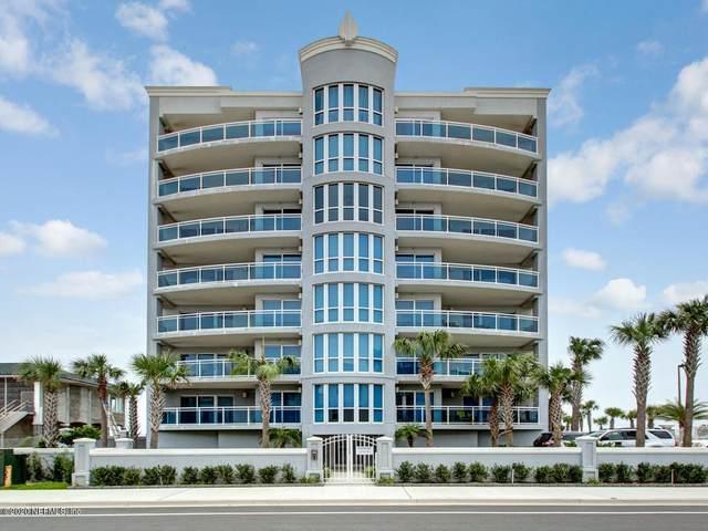 807 1ST St N #201, Jacksonville Beach, FL 32250 (MLS #1053724) :: The Volen Group, Keller Williams Luxury International