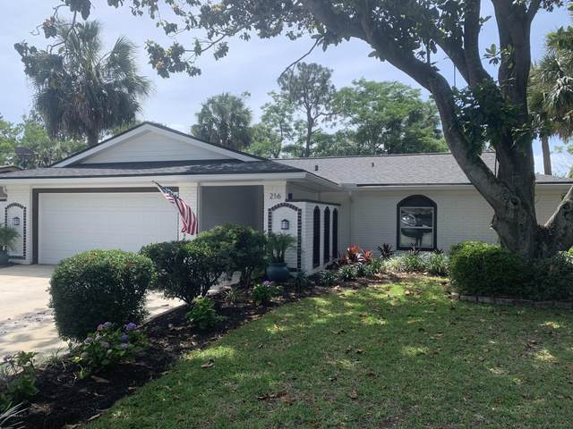 216 Driftwood Rd, Neptune Beach, FL 32266 (MLS #1053840) :: Summit Realty Partners, LLC