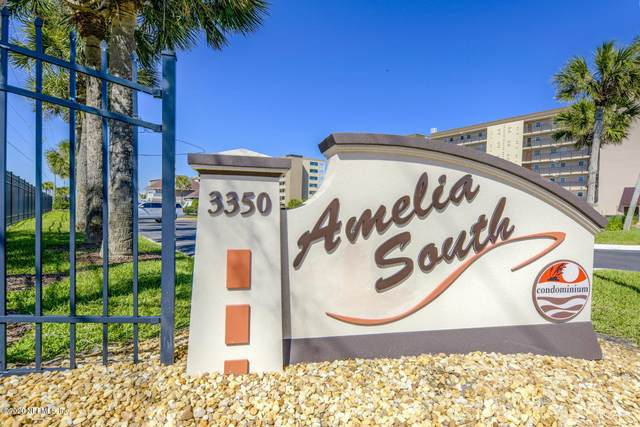 3350 S Fletcher Ave D1, Fernandina Beach, FL 32034 (MLS #1053925) :: The Hanley Home Team