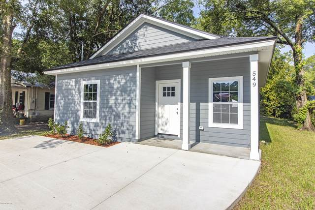 549 Aiken St, St Augustine, FL 32084 (MLS #1054085) :: The Volen Group | Keller Williams Realty, Atlantic Partners