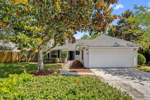 510 Pheasant Run, Ponte Vedra Beach, FL 32082 (MLS #1054383) :: Bridge City Real Estate Co.