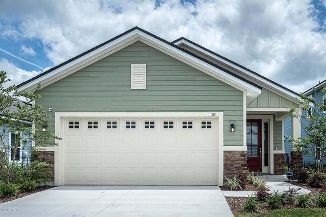 207 Foxcross Ave, St Augustine, FL 32092 (MLS #1054635) :: Bridge City Real Estate Co.