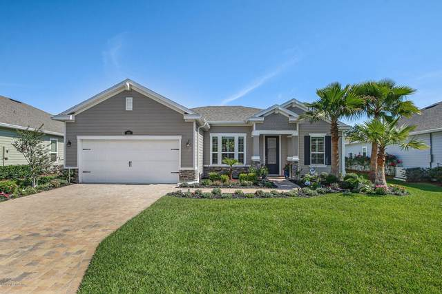 426 Saint Kitts Loop, St Augustine, FL 32092 (MLS #1054661) :: Noah Bailey Group