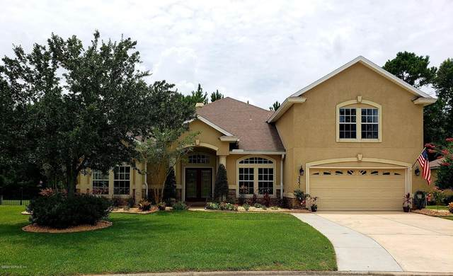 2331 Yellow Jasmine Ln, Fleming Island, FL 32003 (MLS #1054996) :: Memory Hopkins Real Estate
