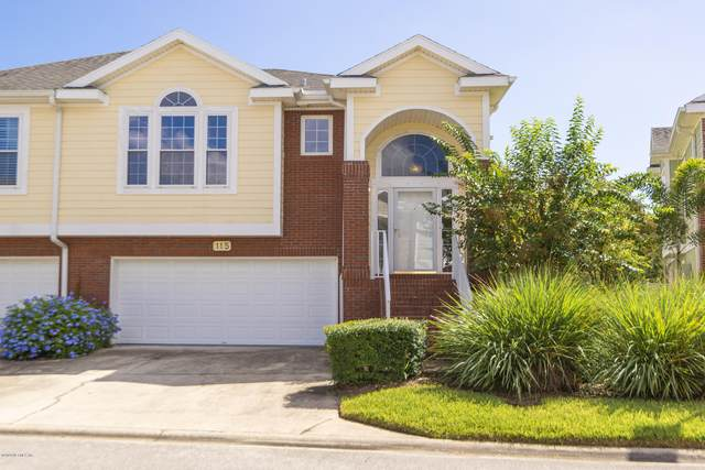 115 Sunset Cir S, St Augustine, FL 32080 (MLS #1054997) :: Memory Hopkins Real Estate