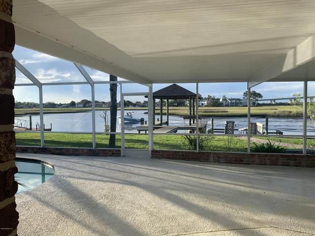 14823 Plumosa Dr, Jacksonville, FL 32250 (MLS #1055091) :: The Hanley Home Team