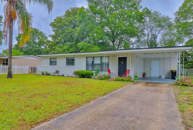 2429 Lourdes Dr, Jacksonville, FL 32210 (MLS #1055111) :: The Every Corner Team