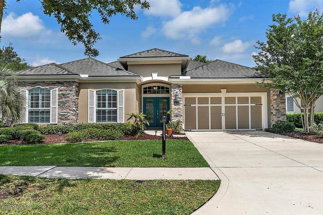 813 Chanterelle Way, St Johns, FL 32259 (MLS #1055116) :: Summit Realty Partners, LLC