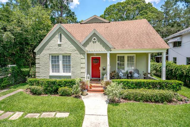 1271 Hollywood Ave, Jacksonville, FL 32205 (MLS #1055547) :: Summit Realty Partners, LLC