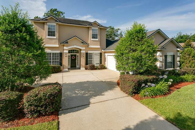 2013 Medinah Ln, GREEN COVE SPRINGS, FL 32043 (MLS #1055665) :: Memory Hopkins Real Estate
