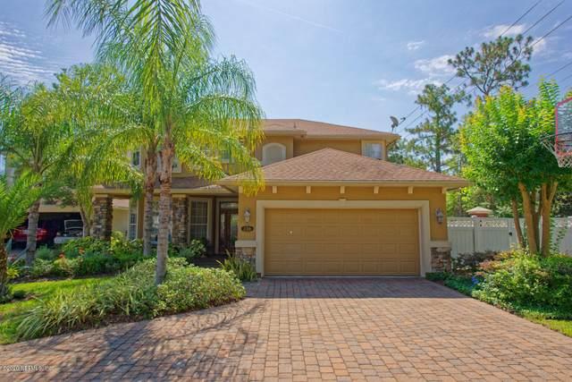 2316 S Aft Bend, St Johns, FL 32259 (MLS #1055908) :: Oceanic Properties