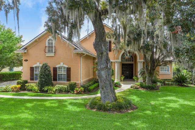 533 Honey Locust Ln, Ponte Vedra Beach, FL 32082 (MLS #1055997) :: The Volen Group, Keller Williams Luxury International