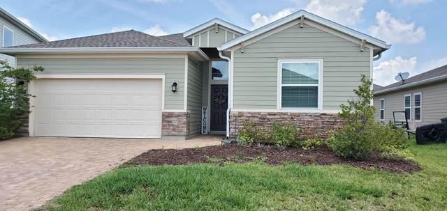4249 Arbor Mill Cir, Orange Park, FL 32065 (MLS #1056141) :: Memory Hopkins Real Estate