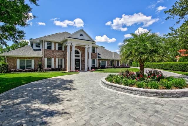 8031 Pebble Creek Ln W, Ponte Vedra Beach, FL 32082 (MLS #1056432) :: The Volen Group, Keller Williams Luxury International