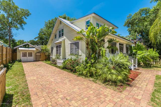 65 Saragossa St, St Augustine, FL 32084 (MLS #1056602) :: The Perfect Place Team