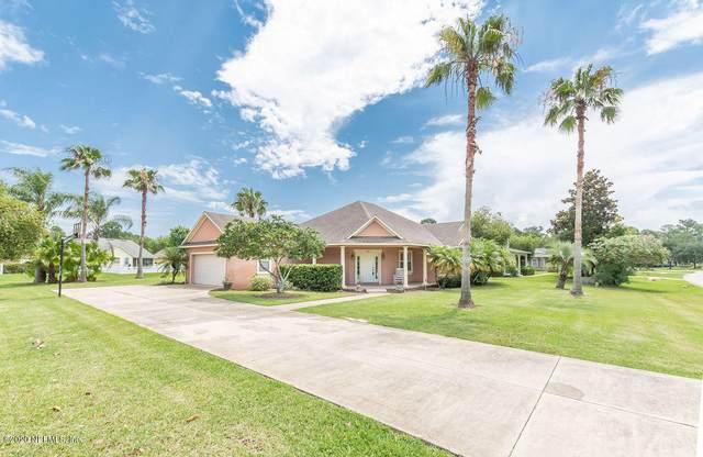 285 Moses Creek Blvd, St Augustine, FL 32086 (MLS #1056695) :: Noah Bailey Group