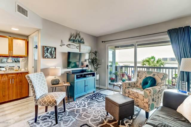 3056 S Fletcher Ave #302, Fernandina Beach, FL 32034 (MLS #1058137) :: The Perfect Place Team