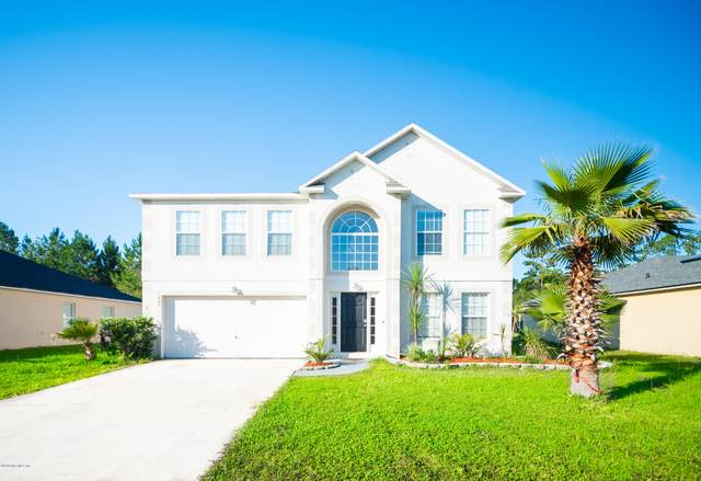 460 Islamorada Dr S, Macclenny, FL 32063 (MLS #1058290) :: The Hanley Home Team