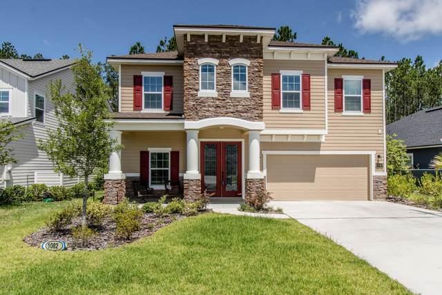 1082 Laurel Valley Dr, Orange Park, FL 32065 (MLS #1058377) :: The Hanley Home Team