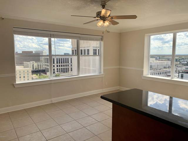 311 W Ashley St #1408, Jacksonville, FL 32202 (MLS #1058876) :: The Newcomer Group