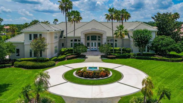 205 Deer Haven Dr, Ponte Vedra Beach, FL 32082 (MLS #1059260) :: The Volen Group, Keller Williams Luxury International