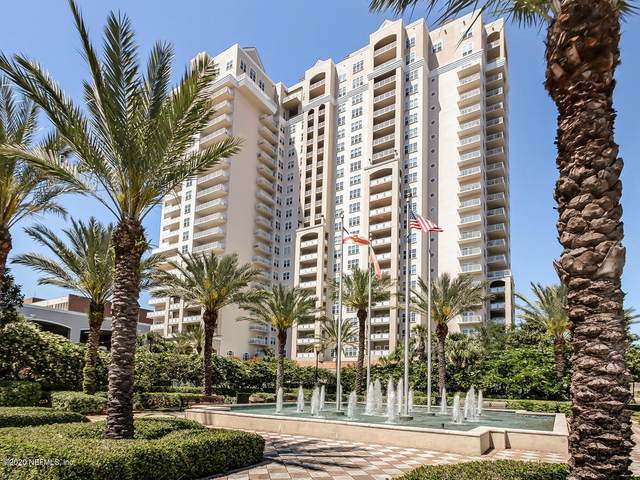 400 E Bay St #303, Jacksonville, FL 32202 (MLS #1059278) :: The Newcomer Group