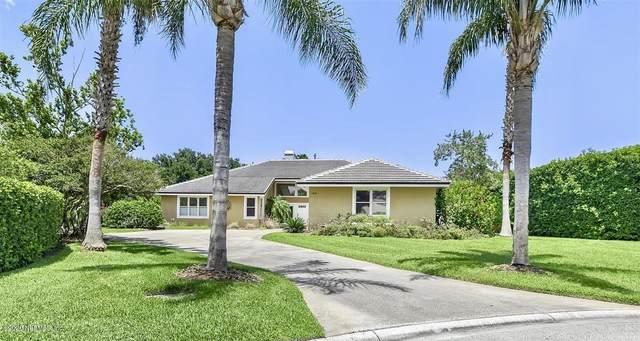 108 Kings Grant, Ponte Vedra Beach, FL 32082 (MLS #1059522) :: The Hanley Home Team