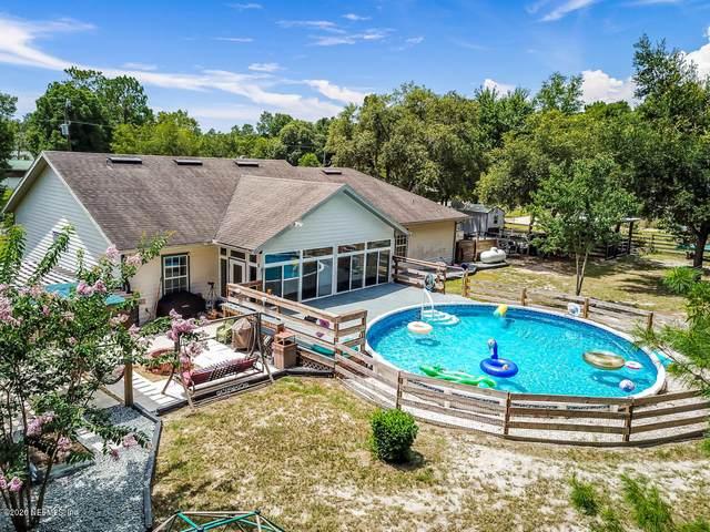 593 SE 44TH St, Keystone Heights, FL 32656 (MLS #1059641) :: The DJ & Lindsey Team