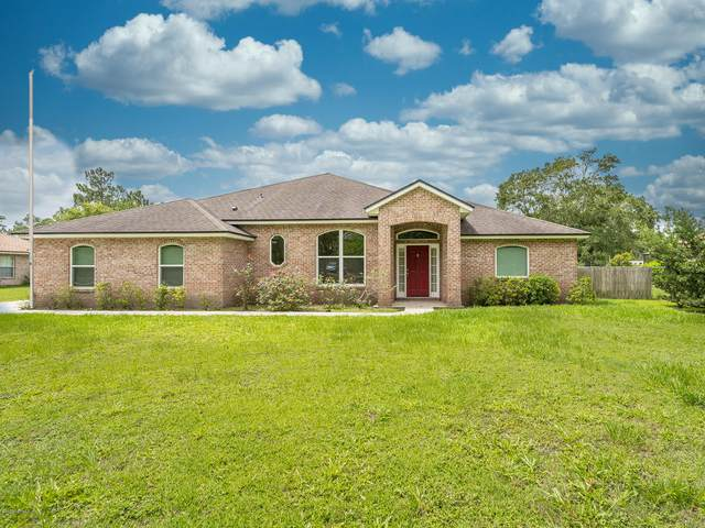 10495 Ford Rd, Bryceville, FL 32009 (MLS #1060249) :: The Every Corner Team